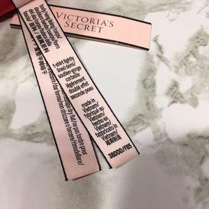 Victoria's Secret Intimates & Sleepwear - VS RED BRA SZ 38DDD